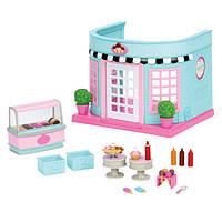 Игровой набор Li'l Woodzeez Павильон с мороженым (маленький) 6162Z (JN636162Z)