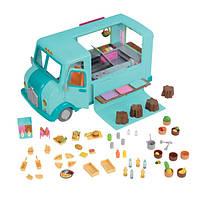 Игровой набор Li'l Woodzeez Закусочная на колесах 61522Z (JN6361522Z)