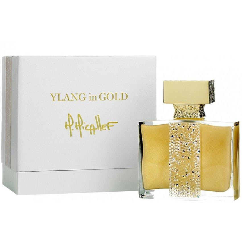 Парфюмированная вода M. Micallef Ylang in Gold для женщин  - edp 100 ml