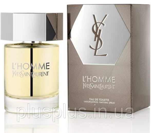 Туалетная вода Yves Saint Laurent L'homme для мужчин  - edt 100 ml