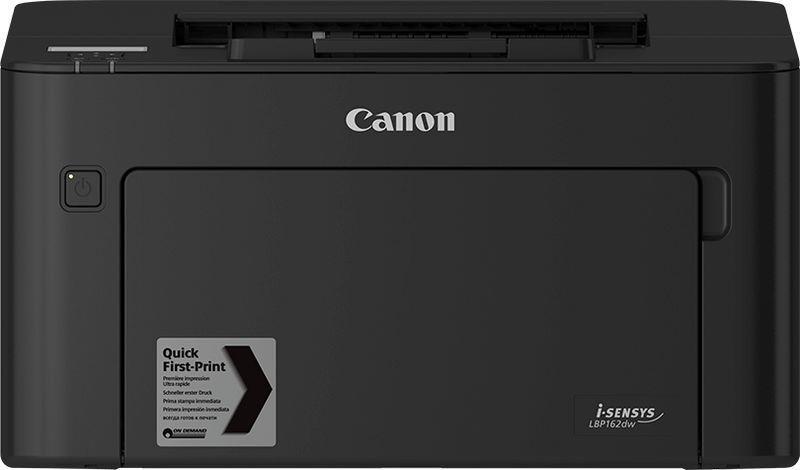 Принтер А4 Canon i-SENSYS LBP162dw c Wi-Fi (2438C001)