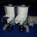 Клапан впускной 2/90 Indesit Ariston под фишку, фото 3