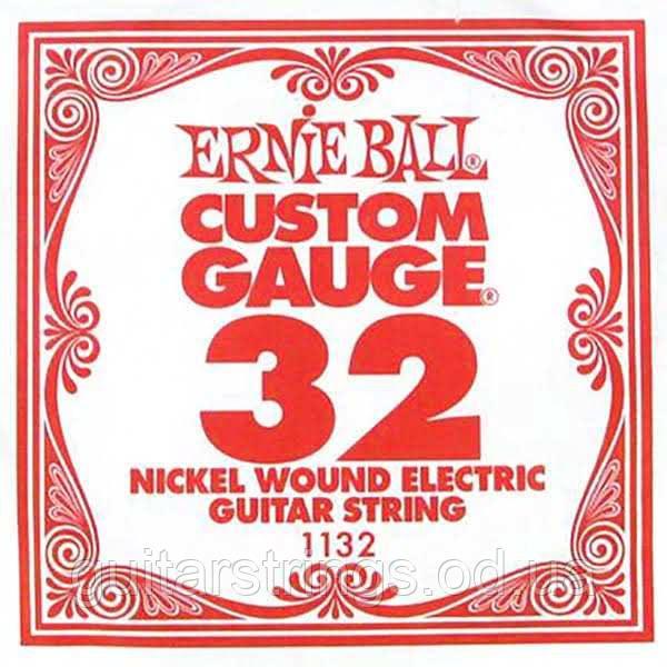 Струна Ernie Ball 1132 Nickel Wound .032 (электро)