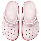 Женские кроксы Crocs Platform светло-розовые 38 р., фото 4