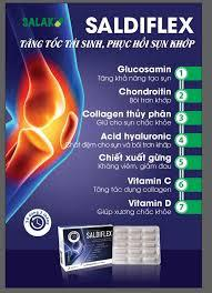 Гиалуроновая кислота Комплекс для суглобів і зв'язок Sandiflex укрепление суставов, хряща,  глюкозамин колаген