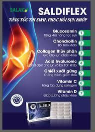 Комплекс для суглобів і зв'язок Sandiflex укрепление суставов, хряща и связок глюкозамин колаген