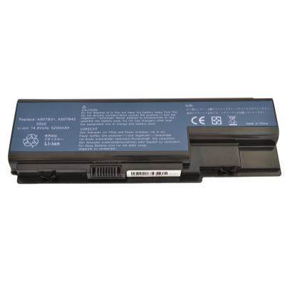 Акумулятор для ноутбука Alsoft Acer AS07B32 5200mAh 8cell 14.8 V Li-ion (A41116)