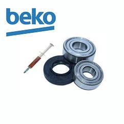 Подшипники для стиральных машин Beko (ремкомплект) BE002