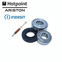 Подшипники для стиральных машин Ariston   Indesit (ремкомплект) AR006