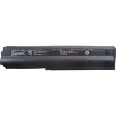 Аккумулятор для ноутбука Alsoft Clevo M540BAT-6 4400mAh 6cell 11.1V Li-ion (A41551)