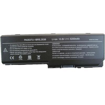 Акумулятор для ноутбука Alsoft Toshiba PA3536U 6cell 5200mAh 10.8 V-Li-ion (A41219)