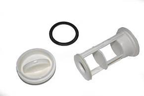 Фильтр (пробка) для стиральной машины Electrolux   Zanussi  (ремкомплект) 50290260004