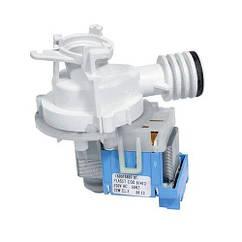 Помпа (сливной насос) в сборе с фильтром для ППМ Ariston | Indesit