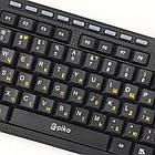 Клавіатура Piko KB-008 Black (1283126467103) USB, фото 2