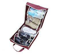 Сумка органайзер для взуття Shoe Tote SKL11 - 278551