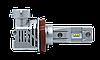 Светодиодные лампы LED-M6 55Вт 10000Лм 6500К 9-32v  PHILIPS ZES чип Цоколь H11, фото 2
