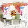 Пошив штор для детского сада любых размеров, фото 2