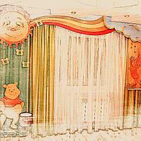 Пошив штор для детского сада любых размеров