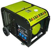 Трехфазный бензиновый генератор DALGAKIRAN DJ 14000 BG-TE