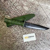 Имитация штык-ножа к репликам M10 Ножны без тренчика для M4/M16 – Black [ACM] (для страйкбола), фото 3