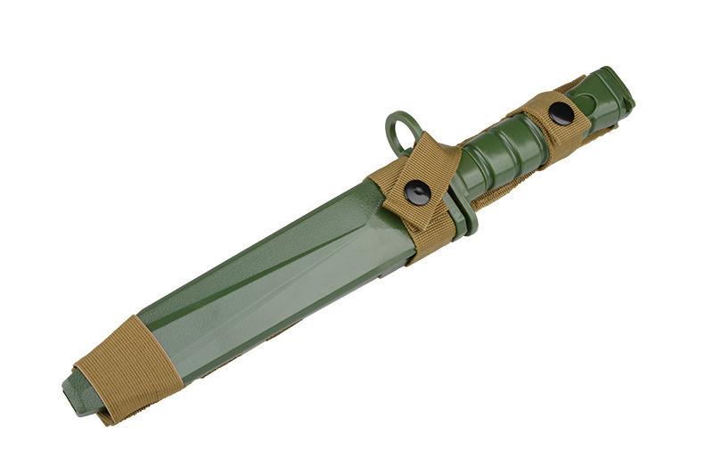 Нож тренировочный M10 - OLIVE [ACM] (для страйкбола)