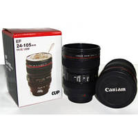 Чашка кружка в форме объектива Caniam (Canon) EF 24-105