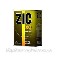 Моторное масло ZIC 5W40 4литра