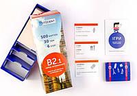 Настольная игра English Student Карточки для изучения английского языка English Student Upper-Intermediate B2.1 (39122608), фото 1