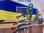 Экспозиция коллекции на Посту №1 города Одессы