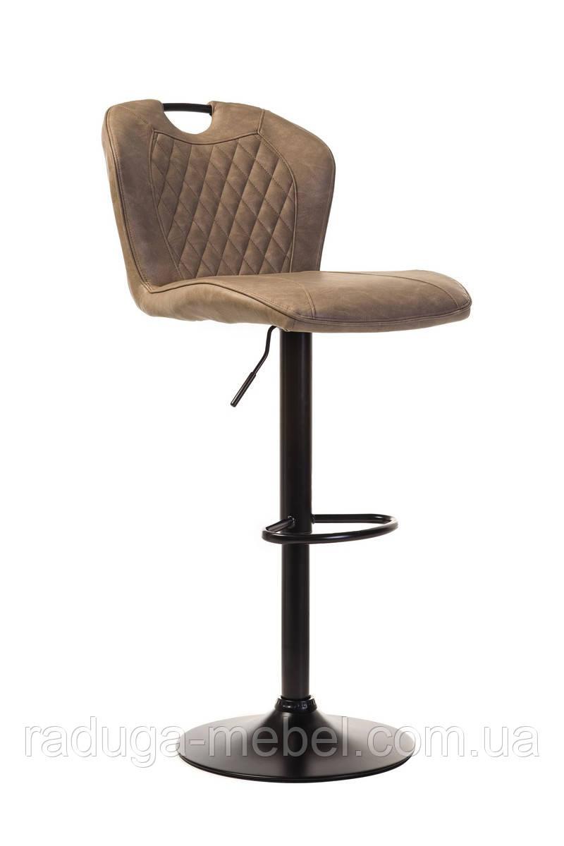Барный стул В-102 бежевый антик