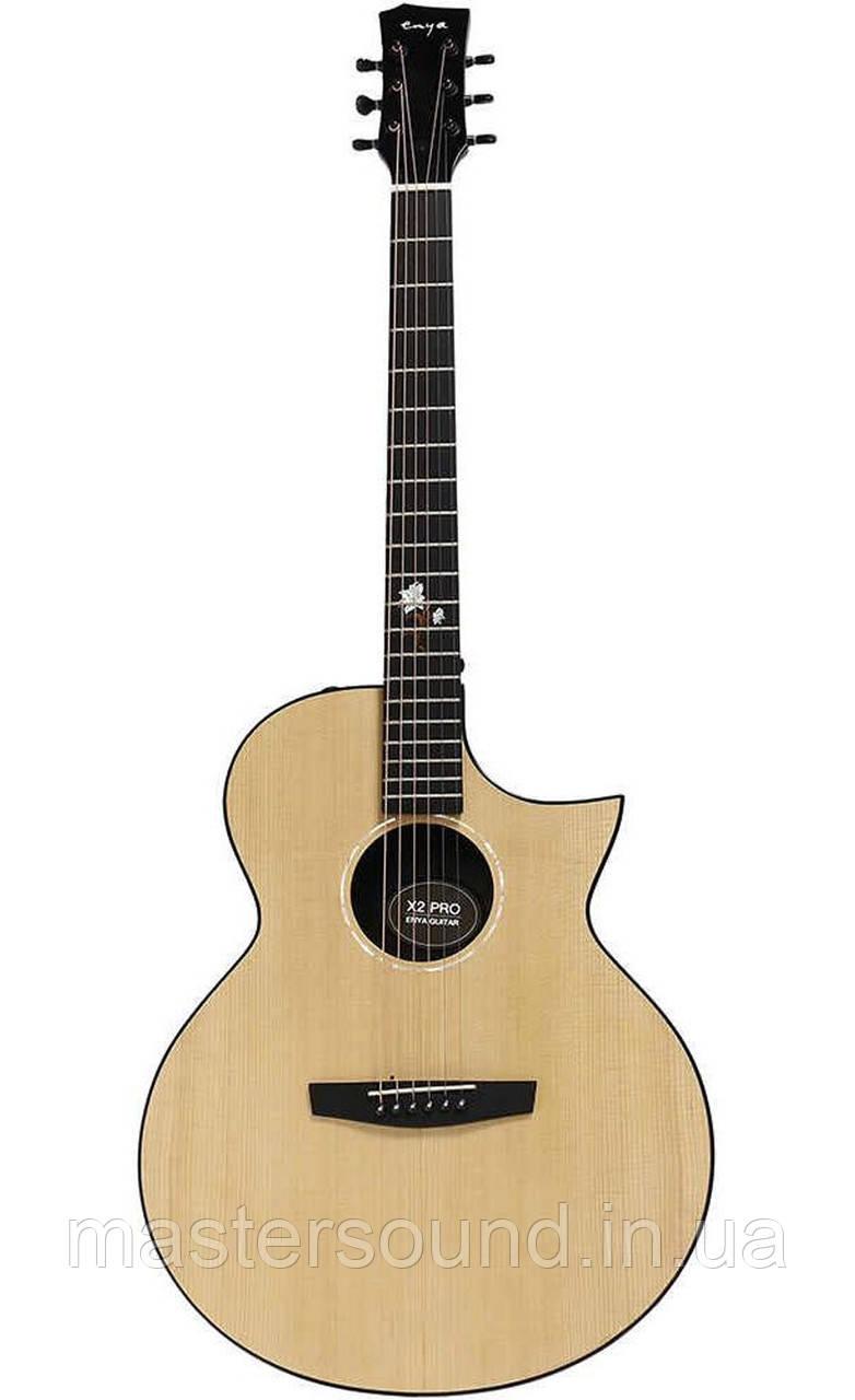 Электро-акустическая гитара Enya EA-X2C Pro EQ with TransAcoustic