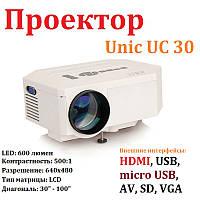 Проектор Unic UC 30