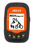 Многофункциональное GPS устройство 6в1 с LCD экраном для туристов, велосепедистов, мотоциклистов Holux GPSport