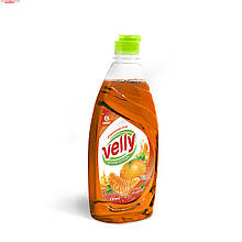 """Засіб для миття посуду GRASS """"Velly"""" (соковитий мандарин) 500мл 125431"""
