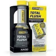 Очиститель маслосистемы XADO Atomex TotalFlush жест.балон 250 мл XA 40613