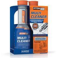 Очиститель топливной системы XADO Atomex Multi Cleaner Бензин и LPG баллон 250 мл XA40013