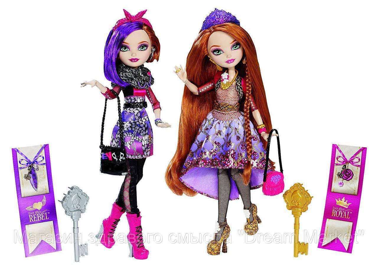 Куклы Эвер Афтер Хай Холли и Поппи - Индонезия Ever After High Holly O'Hair and Poppy O'Hair