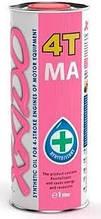 Масло XADO 10W-60 4T MA ж/б 1л XA 20128