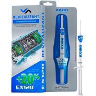 Присадка XADO АКПП EX120 шприц 8 мл блістер XA 10031