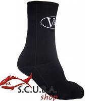 Шкарпетки для підводного полювання VERUS 3 мм (закрита пора), фото 1