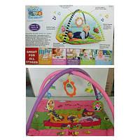Коврик для младенца RE333-21  85-85см