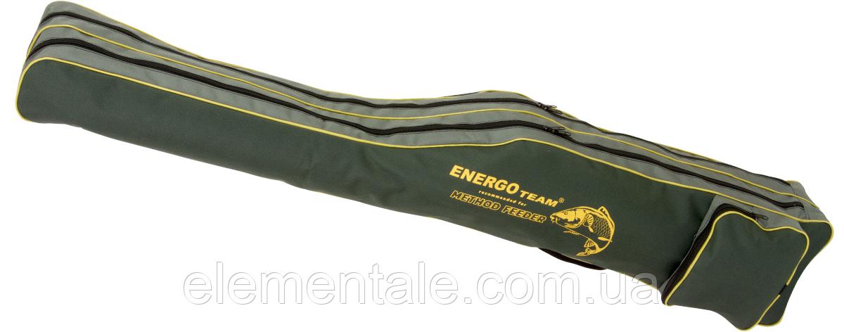 Чохол Energofish ET Method Feeder 165 см 2 секції