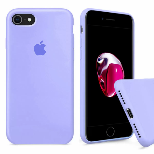 Чохол Silicone Case full cover iPhone 7/8