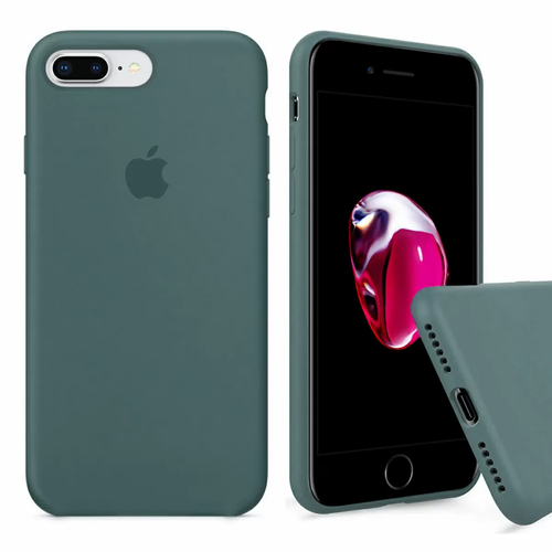Чохол Silicone Case full cover iPhone 7+/8+