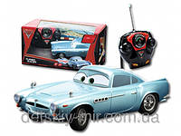 Машинка на радиоуправлении Cars Finn McMissile Dickie 3089503