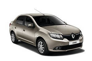 Фонари задние для Renault Logan/Sandero 2013-17