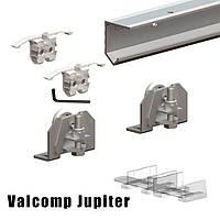 Комплект Фурнитуры Для Одной Деревянной Двери До 30 Кг, Без Направляющей Valcomp 219-005