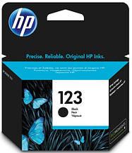 Картридж HP №123 DJ 2130 (F6V17AE) Black