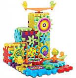 3D конструктор Funny Bricks для дітей розвиваючий пластмасовий конструктор Фанні Брікс, фото 4