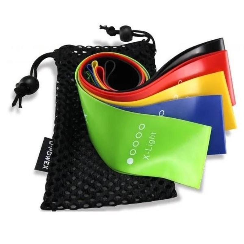 Резинки для фитнеса | эспандер резинки тренажер лента сопротивления 1 шт